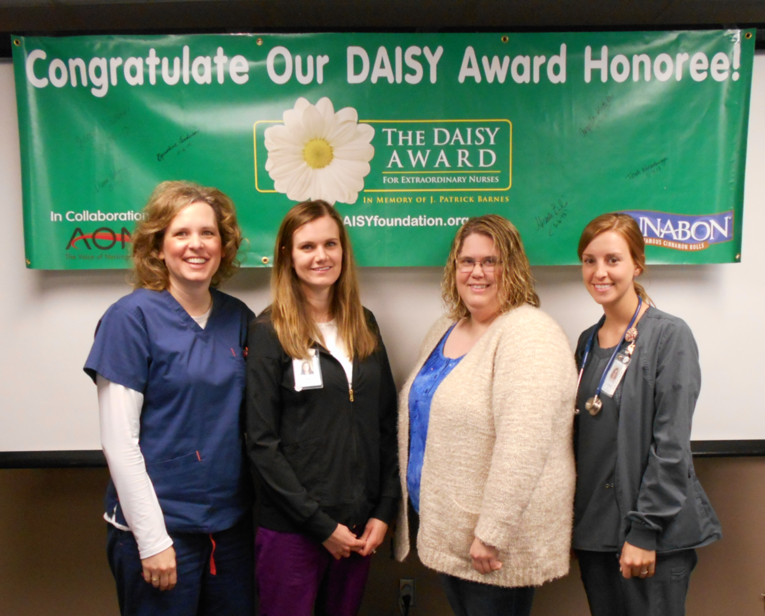 Extraordinary Nurses Recognized At Chi St Alexius Health Carrington