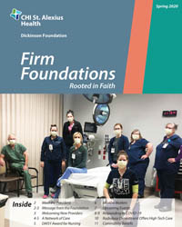 Firm Foundations Spring 2020