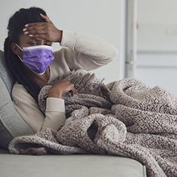 Flu Season Adds to Coronavirus Fight