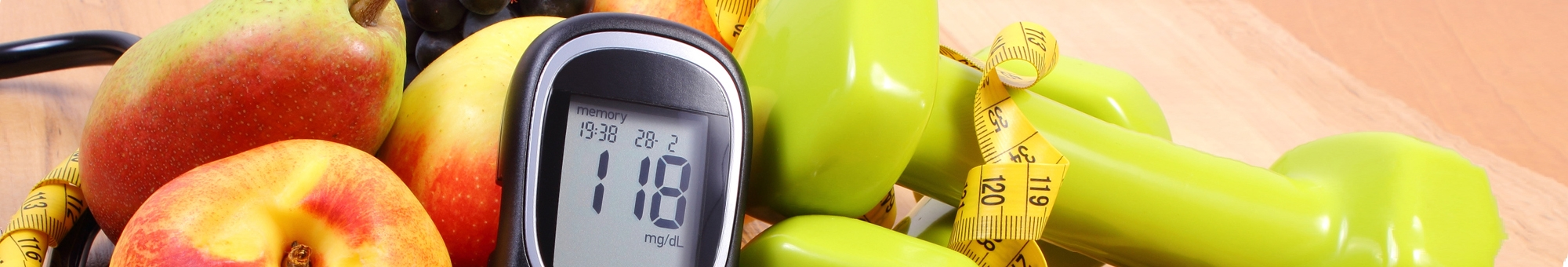 Diabetes Management Type 1 and Type 2
