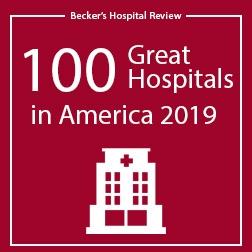 Becker's Healthcare Names CHI St. Alexius Health