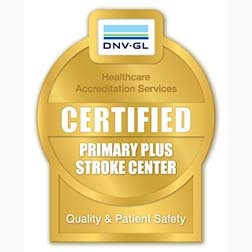 CHI St. Alexius Health received Primary Plus Stroke Center Certification