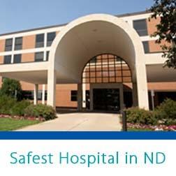CHI St. Alexius Health Ranked Safest Hospital in North Dakota