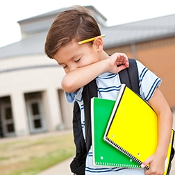Back To School Means More Germs For Your Kids
