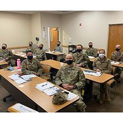 Air Force nurses arrive in North Dakota