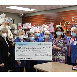 CHI Gift Shop Donates Towards Medical Surgery Room Renovation project