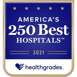 CHI St. Alexius Health Bismarck amongNation's 250 Best Hospitals