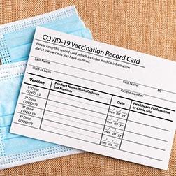 COVID-19 vaccine hesitancy being seen in North Dakota