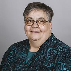 Sister Nancy Miller, OSB