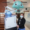 Dickinson Releases Winning Name for New Robot