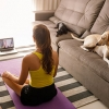 Take the Edge of Stress with a Yoga Session